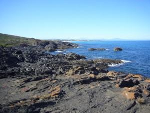 Croppies Point near Waterhouse Island