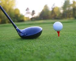 Golfing in Bridport