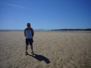 Adams Beach Bridport, Tasmania