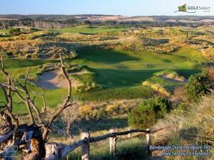 Barnbougle Dunes golf course, Bridport