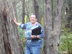 Aboriginal elder Patsy Cameron, Bridport Tasmania