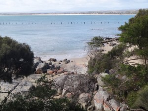 Bridport Panorama; Beaches and Mountains, Bridport Tasmania