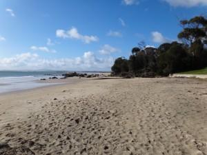 Eastmans Beach, Bridport Tasmania