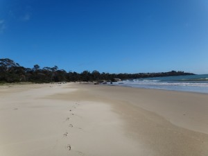 Goftons Beach, Bridport Tasmania