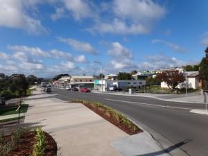 Bridport Streetscape, Bridport Tasmania