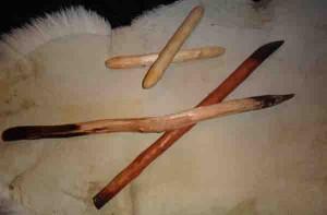Firebrand and Music Sticks