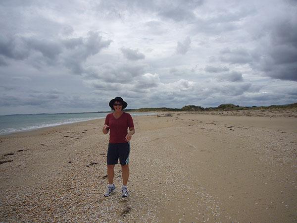 Barnbougle Beach