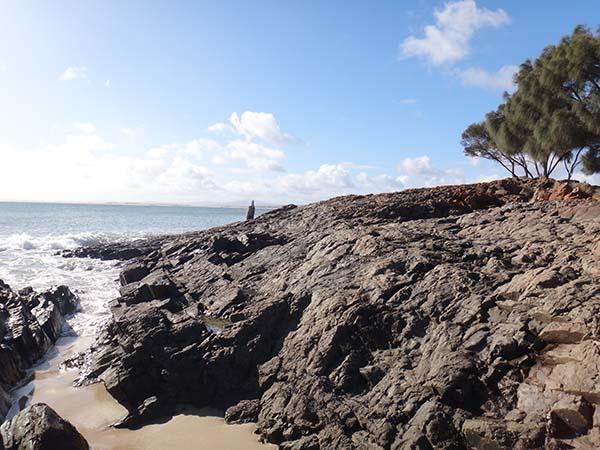 Croquet Lawn remnant pier