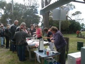 BBQ Fundraiser, Bridport Innovations