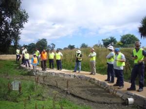 River-Forest Track Team, Bridport Walking Track