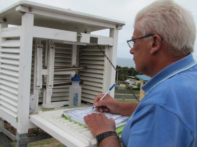 Weather Station Reading