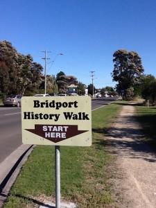 Bridport History-Foreshore
